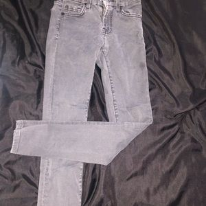 7 For All Mankind Jeans - 7FOR ALL MANKIND GENTLY WORN GREY JEANS